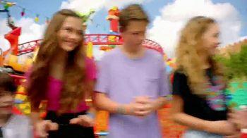 Walt Disney World TV Spot, 'Best Day Ever: Toy Story Land: Deadpan Challenge' Featuring Dakota Lotus