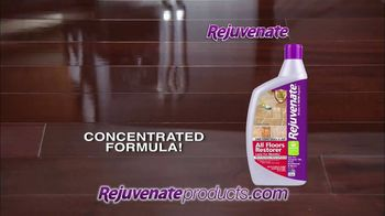 Rejuvenate TV Spot, 'Restores and Protects'