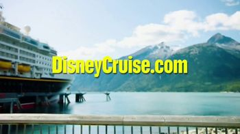 Disney Cruise Line TV Spot, 'Disney 365: Alaska Adventure' Featuring Booboo Stewart - Thumbnail 10