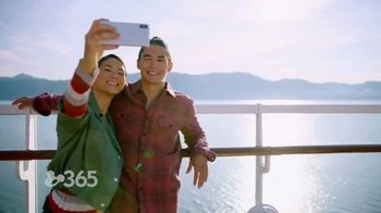 Disney Cruise Line TV Spot, 'Disney 365: Alaska Adventure' Featuring Booboo Stewart