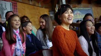 Disney Cruise Line TV Spot, 'Disney 365: Alaska Adventure' Featuring Booboo Stewart - Thumbnail 8