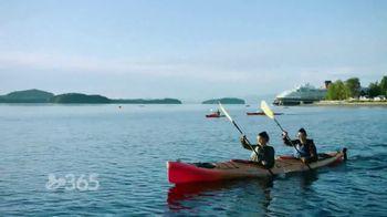 Disney Cruise Line TV Spot, 'Disney 365: Alaska Adventure' Featuring Booboo Stewart - Thumbnail 9