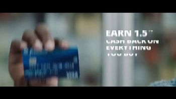 Chase Freedom Unlimited Card TV Spot, 'You're Always Earning' Featuring Kevin Hart - Thumbnail 9