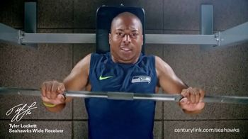 CenturyLink Boostbox TV Spot, 'Bench Press' Featuring Tyler Lockett - Thumbnail 1
