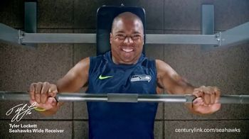 CenturyLink Boostbox TV Spot, 'Bench Press' Featuring Tyler Lockett - Thumbnail 2