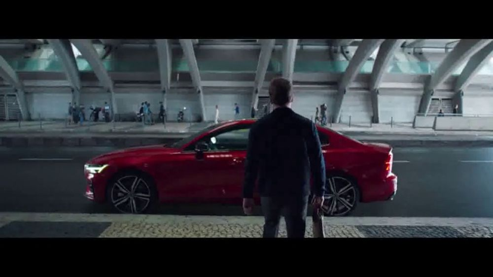 2019 Volvo S60 Tv Commercial Follow No One T1 Video