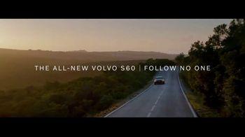 2019 Volvo S60 TV Spot, 'Follow No One' [T1] - Thumbnail 10