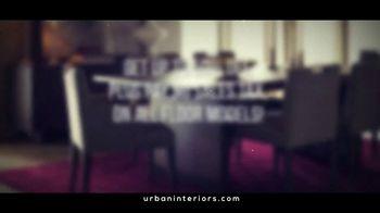 Urban Interiors & Thomasville Annual Floor Sample Sale TV Spot, 'Final Four Days'