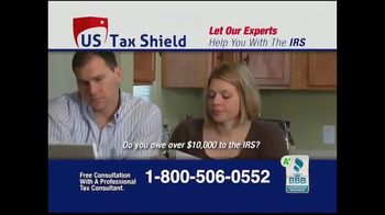 US Tax Shield TV Spot, 'You're Not Alone' - Thumbnail 1