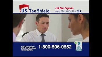 US Tax Shield TV Spot, 'You're Not Alone'