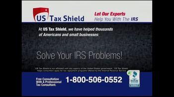 US Tax Shield TV Spot, 'You're Not Alone' - Thumbnail 4