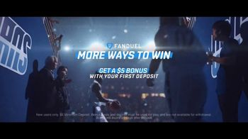 FanDuel Guru Tool TV Spot, 'Moreways to Win: $5 Bonus' - 1 commercial airings