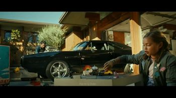 Dodge TV Spot, 'LEGO: Metamorphosis' Featuring Leah Pritchett [T1]
