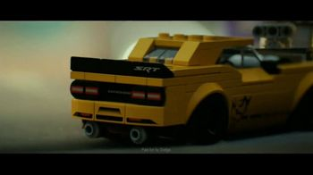 Dodge TV Spot, 'LEGO: Metamorphosis' Featuring Leah Pritchett [T1] - Thumbnail 6