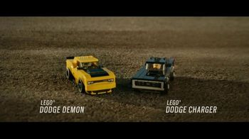 Dodge TV Spot, 'LEGO: Metamorphosis' Featuring Leah Pritchett [T1] - Thumbnail 9