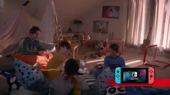Nintendo Switch TV Spot, 'Mario Kart 8 Deluxe: Gaming Together' Song by Bosley - Thumbnail 10