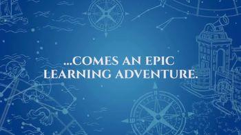 Adventure Academy TV Spot, 'Epic Learning Adventure' - Thumbnail 2