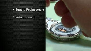 Fast-Fix Jewelry and Watch Repairs TV Spot, 'Tick-Tock' - Thumbnail 4