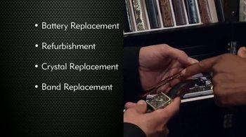 Fast-Fix Jewelry and Watch Repairs TV Spot, 'Tick-Tock' - Thumbnail 5