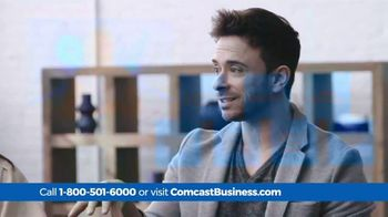 Comcast Business TV Spot, 'Not Done Yet: Beyond' - Thumbnail 10