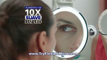 Flexible Mirror TV Spot, 'Se acerca a ti' [Spanish]