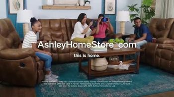 Ashley HomeStore One Day Sale TV Spot, 'Additional Savings: Sofas & Mattresses' Song by Midnight Riot - Thumbnail 10