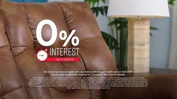 Ashley HomeStore One Day Sale TV Spot, 'Additional Savings: Sofas & Mattresses' Song by Midnight Riot - Thumbnail 5