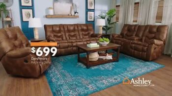 Ashley HomeStore One Day Sale TV Spot, 'Additional Savings: Sofas & Mattresses' Song by Midnight Riot - Thumbnail 8