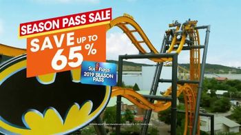Six Flags Easter Sale TV Spot, 'Save on Season Passes' - Thumbnail 4
