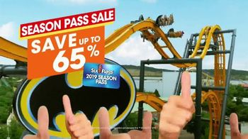 Six Flags Easter Sale TV Spot, 'Save on Season Passes' - Thumbnail 5