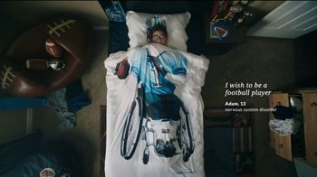 Make-A-Wish Foundation TV Spot, 'Where There's a Wish, There's a Way' - Thumbnail 6