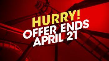 Six Flags Easter Sale TV Spot, 'Season Passes: Save Up To 65 Percent' - Thumbnail 4