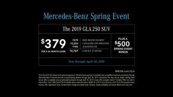 Mercedes-Benz Spring Event TV Spot, 'Perception' [T2] - Thumbnail 9