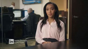 LinkedIn TV Spot, 'Blazing New Trails: Lauren Simmons'