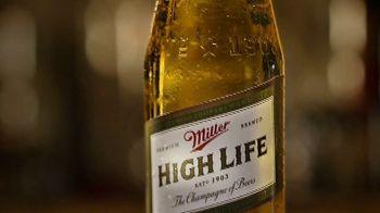 Miller High Life TV Spot, 'Since 1903'