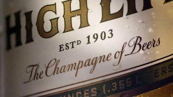 Miller High Life TV Spot, 'Since 1903' - Thumbnail 8