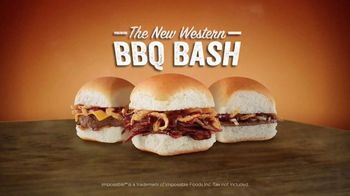 White Castle Western BBQ Bash TV Spot, 'Campfire' - Thumbnail 9