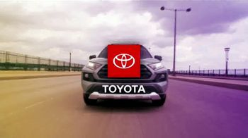 Toyota TV Spot, 'Turn Up Comfort and Safety' [T2] - Thumbnail 1