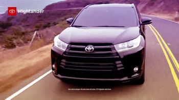 Toyota TV Spot, 'Turn Up Comfort and Safety' [T2] - Thumbnail 3