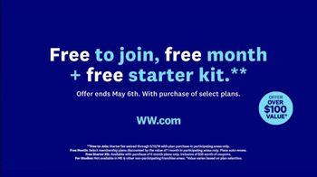 WW TV Spot, 'Oprah Facetime Launch: Starter Kit' - Thumbnail 10