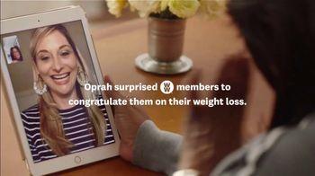WW TV Spot, 'Oprah Facetime Launch: Starter Kit' - Thumbnail 2