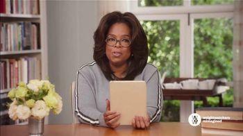 WW TV Spot, 'Oprah Facetime Launch: Starter Kit' - Thumbnail 5