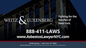 Weitz and Luxenberg TV Spot, 'Asbestos' Featuring Erin Brockovich - Thumbnail 10