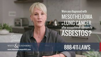 Weitz and Luxenberg TV Spot, 'Asbestos' Featuring Erin Brockovich - Thumbnail 3