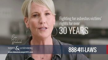Weitz and Luxenberg TV Spot, 'Asbestos' Featuring Erin Brockovich - Thumbnail 4