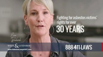 Weitz and Luxenberg TV Spot, 'Asbestos' Featuring Erin Brockovich - Thumbnail 5