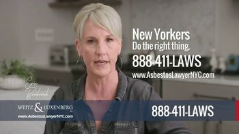 Weitz and Luxenberg TV Spot, 'Asbestos' Featuring Erin Brockovich - Thumbnail 9