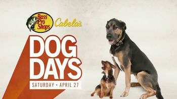 Bass Pro Shops Dog Days Family Event TV Spot, 'Bring Your Best Friend'