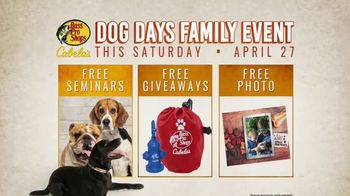 Bass Pro Shops Dog Days Family Event TV Spot, 'Bring Your Best Friend' - Thumbnail 3
