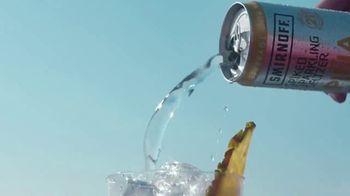 Smirnoff Seltzer TV Spot, 'Zero Sugar' Song by Sofi Tukker - Thumbnail 7